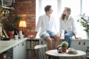 Beautiful-Couple-Home