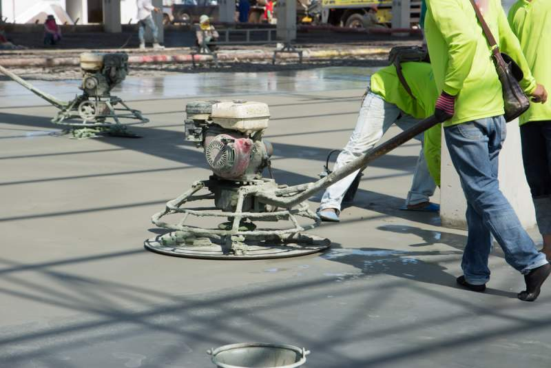 polishing-concrete